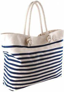 bolso de playa rayas