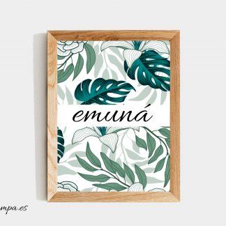 emuna frases bonitas que desconoces laminas prints para hogar salon habitacion estudio camiseta para mujer con frases bonitas en griego y su significado