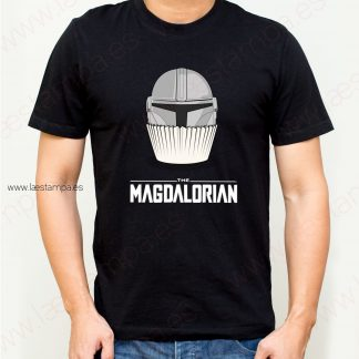 magdalorian camiseta mongedraws humor star wars