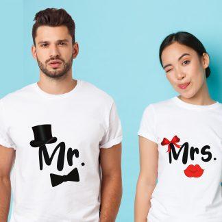 camisetas para parejas personalizadas duos love