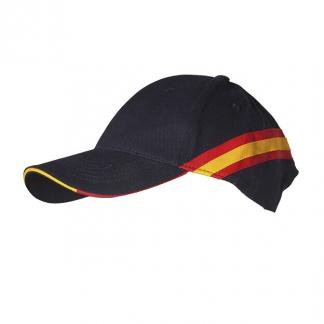gorra adulto bandera españa