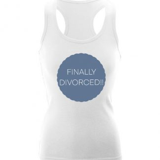 tank top despedida divorcio personalizada